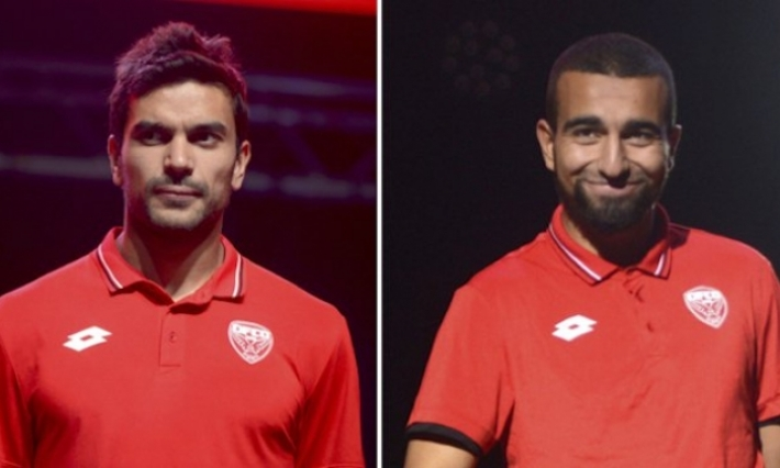 Nouvel entraineur pour Haddadi et Sliti