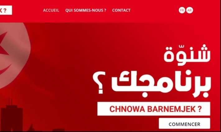 Chnowa Barnemjek ? : une plateforme pour les candidats aux présidentielles
