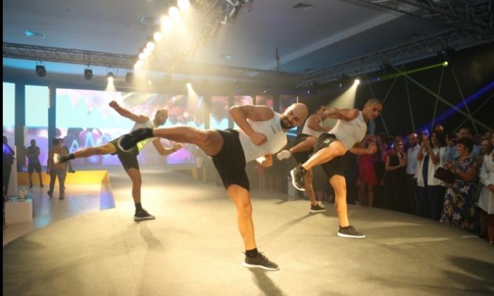 California Gym fête son 20ème anniversaire