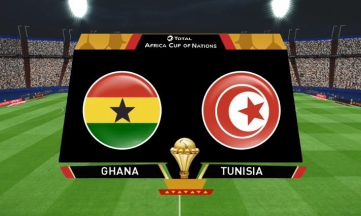 CAN 2019 , Le match Tunisie Vs Ghana aujourd'hui à 20h