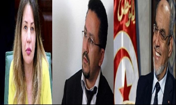 فاطمة المسدي تقاضي سليم بن حميدان وحمادي الجبالي