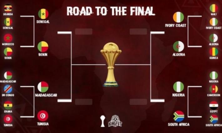 CAN 2019 : le programme des quarts de finale