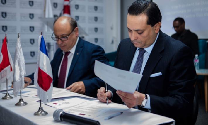 Partenariat entre Sciences Po Tunis et l'Institut Français d'Intelligence Economique