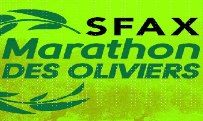6ème Sfax Marathon International des Oliviers
