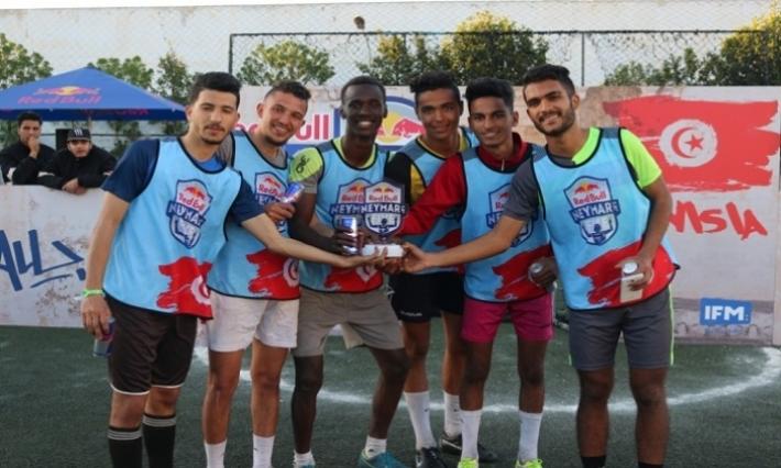 2ème édition du Red Bull Neymar Jr's Five: Journée du tournoi du 17/03 à Sfax