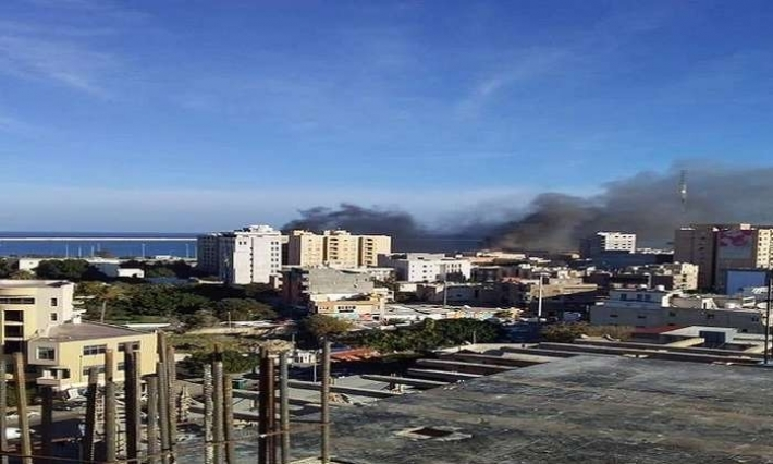 ارتفاع عدد ضحايا التفجير بمقر الخارجية الليبية