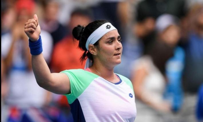 Open d'Australie : Ons Jabeur se qualifie aux quarts de finale