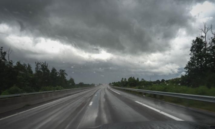 Météo de cette nuit :Temps froid et nuageux avec pluies