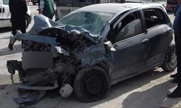 """إثر وفاة 5 أشخاص في حادث مرور: دعوة وزير التجهيز لتهيئة """"طريق الموت"""" بين سكرة ورواد"""