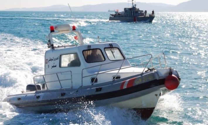 ضبط 9 أشخاص كانوا بصدد التسلل لميناء حلق الوادي