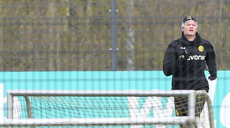Coronavirus: les joueurs de Dortmund ont repris les entrainements