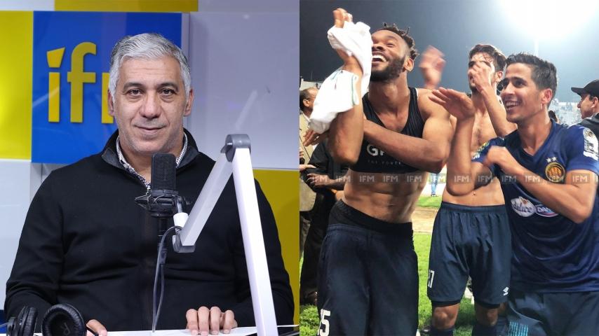 شكري الواعر لملاعبية الترجي: البوس والتعنيق والسلفيات نهار السبت نخليوهم بعد الماتش