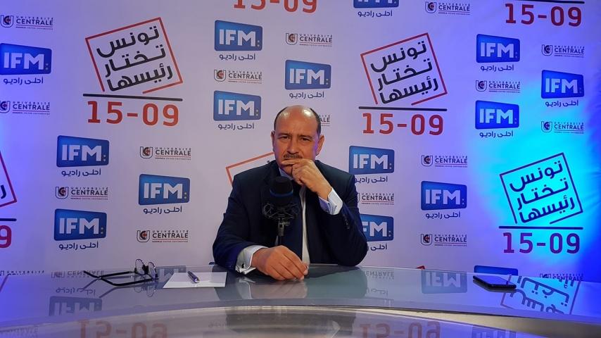 M. Lotfi Meraihi est notre  invité avec Kholoud El Mabrouk  15-9