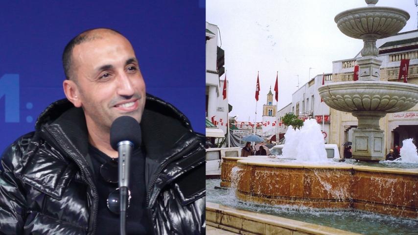 محمد الساحلي مدرب فولسبورغر: غرامي بالكرة بدا من بطاحي باب سويقة و الحلفاوين
