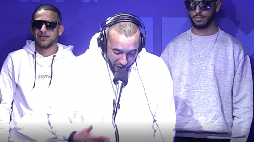 Rap Heure : G.G.A FREESTYLE عالمي