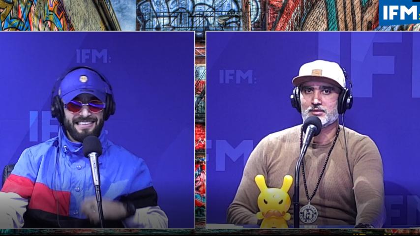 Rap Heure : Nordo تأثر برشا كي حكى على أمو و بوه و الظروف لي خلتو يحرق مرتين