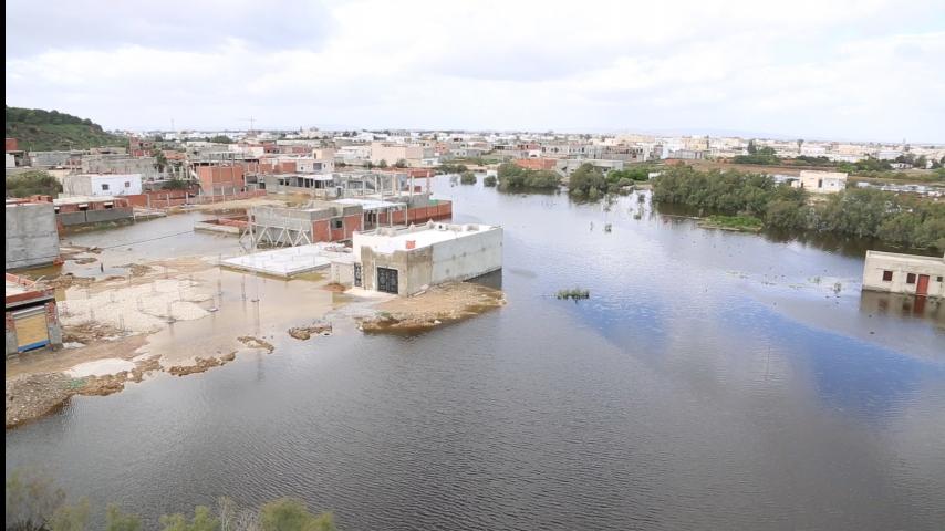 فيديو: كارثة برواد و نداء إستغاثة من المواطنين