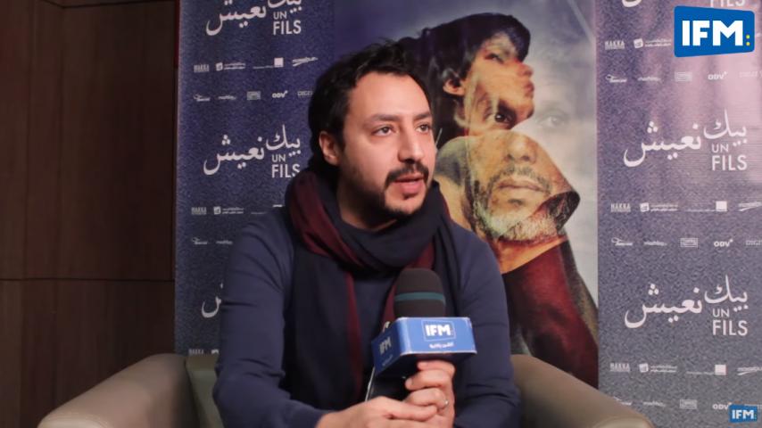 بيك نعيش de Mehdi Barsaoui avec Sami Bouajila et Najla Ben Abdallah au cinéma à partir du 15 Janvier