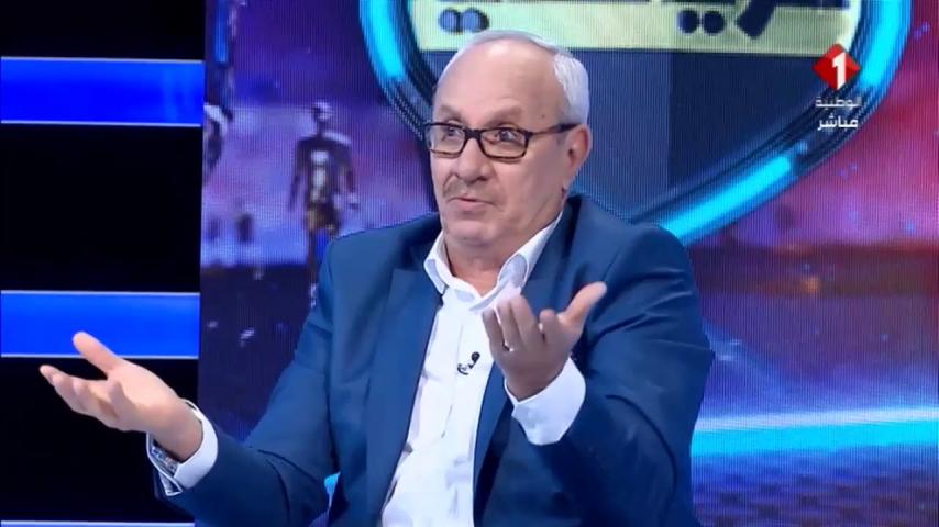 خالد حسني: اقالتي من برنامج الأحد الرياضي مجرد إشاعة