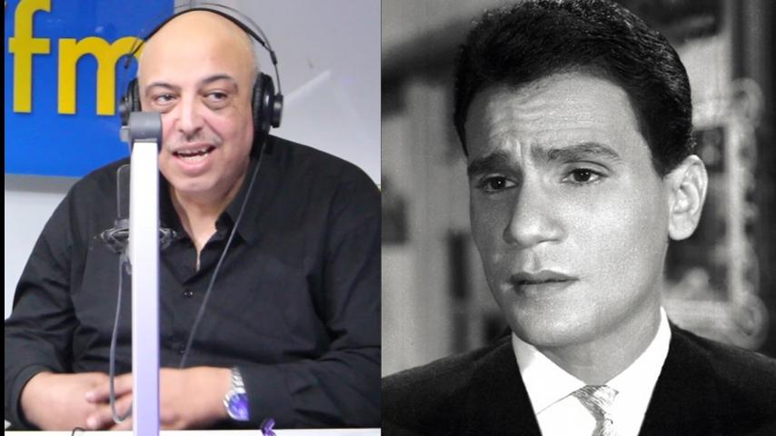 نبيل بن زكري يغني لأول مرة في إذاعة: اسمر يا اسماراني