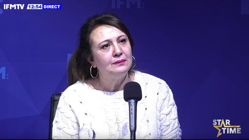 ستار تايم | ليلى الشابي : أنا ضد زواج المرأة بمغتصبها وقريبا سأطلق رسميا