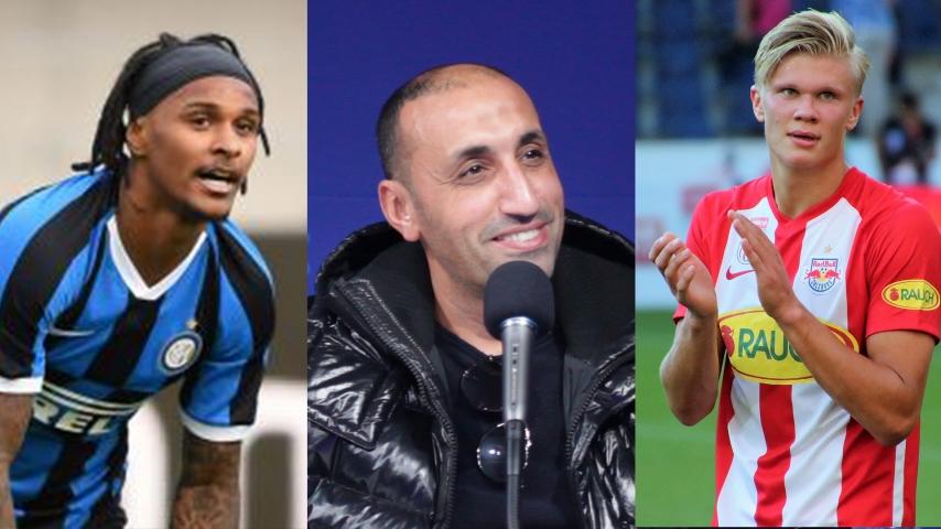 محمد الساحلي: الفلتة هالاند و لاعب الميلان فالنتينو أهم اكتشافاتي