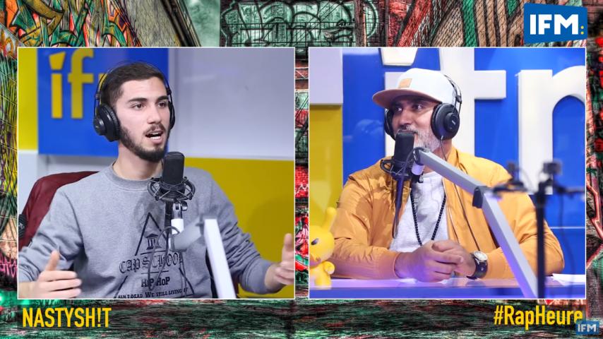 Rap Heure , Nastysh!t : طرائف كليب Are that holy