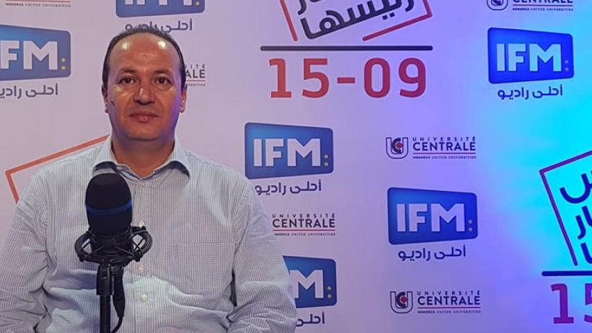 La même affaire de Nabil Karoui est accusée par Mehdi Ben Gharbia et aucune mesure n'a été prise contre lui